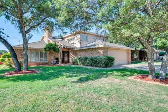 4934 75th Street, Lubbock, TX 79424 (MLS #202109623) :: Reside in Lubbock   Keller Williams Realty
