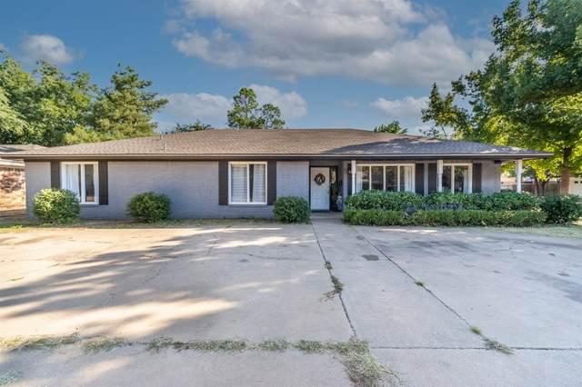 3405 78th Drive, Lubbock, TX 79423 (MLS #202109603) :: Lyons Realty