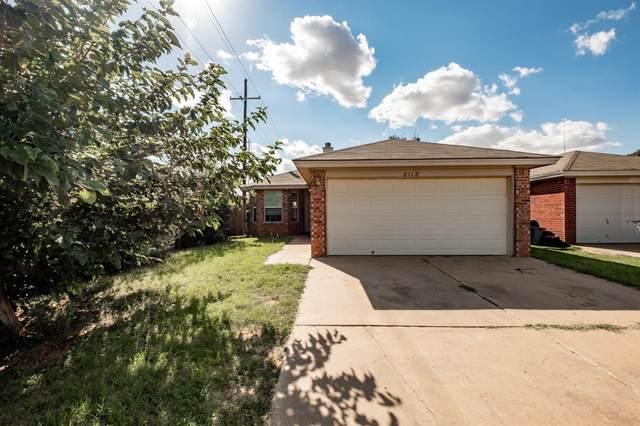 8118 Temple Avenue, Lubbock, TX 79423 (MLS #202109605) :: Reside in Lubbock | Keller Williams Realty