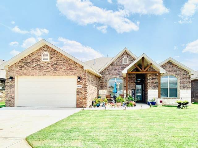 9611 Huron Avenue, Lubbock, TX 79424 (MLS #202109660) :: Stacey Rogers Real Estate Group at Keller Williams Realty
