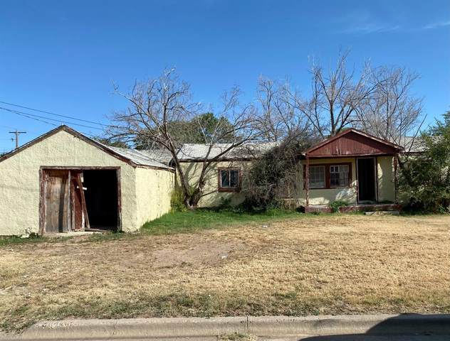 2101 Kokomo, Plainview, TX 79072 (MLS #202109667) :: The Lindsey Bartley Team