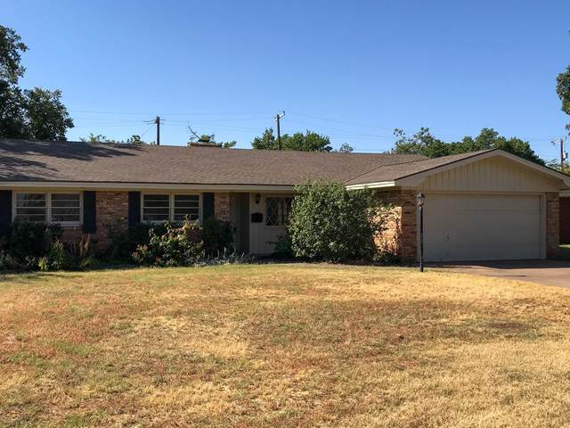 2001 53rd Street, Lubbock, TX 79412 (MLS #202109677) :: Stacey Rogers Real Estate Group at Keller Williams Realty