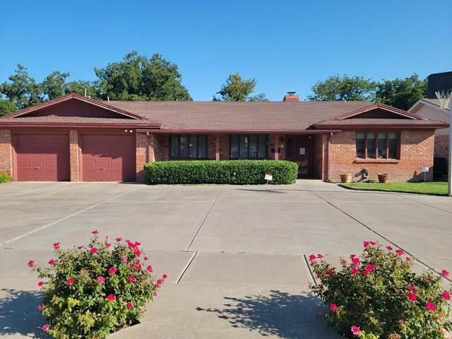 3004 60th Street, Lubbock, TX 79413 (MLS #202109722) :: Lyons Realty
