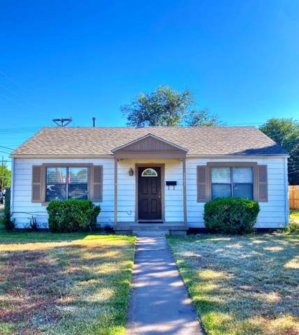 3403 27th Street, Lubbock, TX 79410 (MLS #202109731) :: Better Homes and Gardens Real Estate Blu Realty