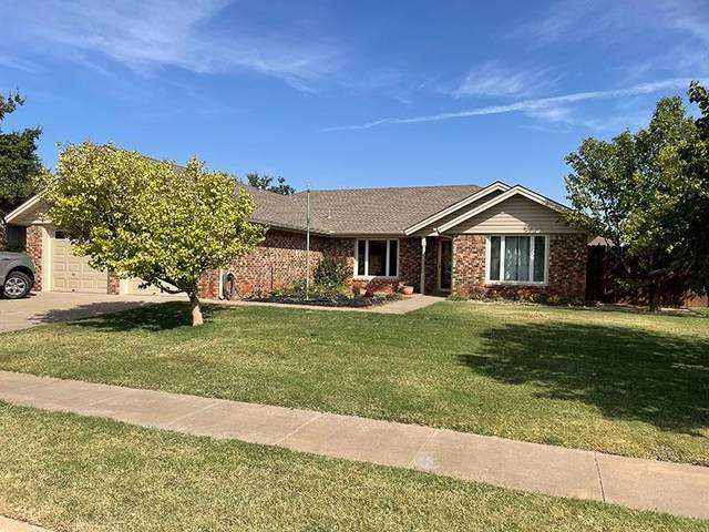 5808 Dartmouth Street, Lubbock, TX 79416 (MLS #202109736) :: Lyons Realty