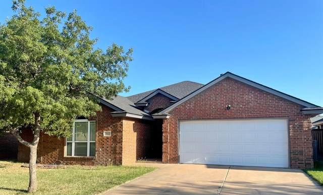 502 N 7th Street, Wolfforth, TX 79382 (MLS #202109700) :: Rafter Cross Realty