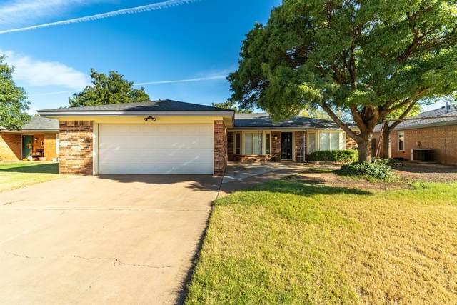 1405 5th Street, Shallowater, TX 79363 (MLS #202109761) :: Lyons Realty