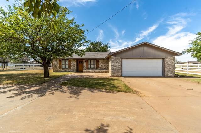 2802 Upland Avenue, Lubbock, TX 79407 (MLS #202109771) :: Rafter Cross Realty
