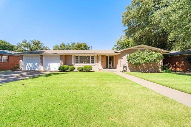3408 44th Street, Lubbock, TX 79413 (MLS #202109750) :: Lyons Realty
