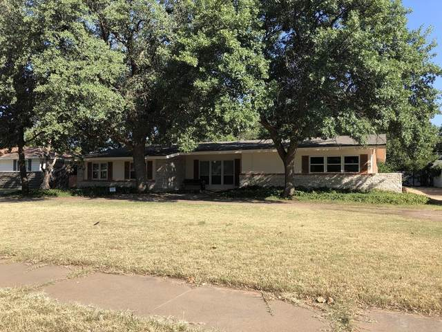 4408 16th Street, Lubbock, TX 79416 (MLS #202109772) :: Stacey Rogers Real Estate Group at Keller Williams Realty