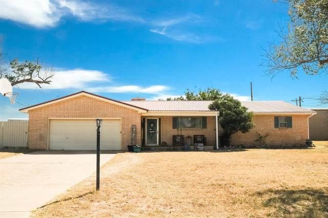 202 Sixth Street, Whitharral, TX 79380 (MLS #202109792) :: Scott Toman Team