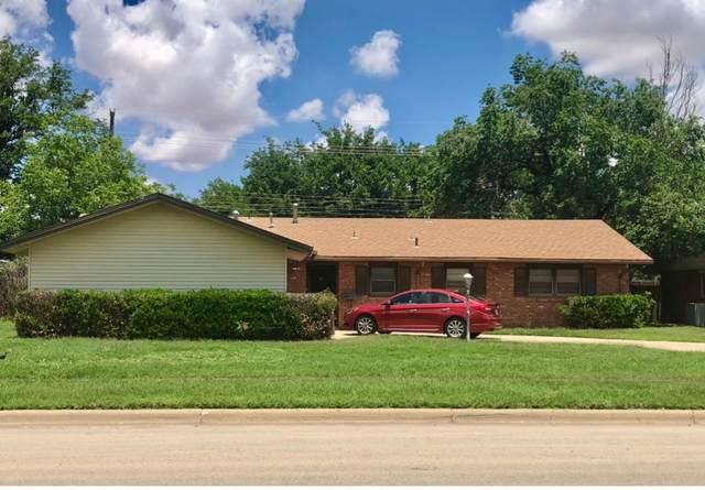 5406 29th Street, Lubbock, TX 79407 (MLS #202109801) :: Scott Toman Team