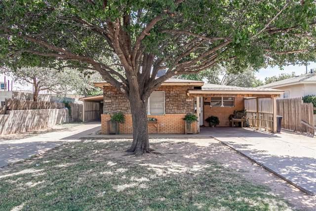 1711 44th Street, Lubbock, TX 79412 (MLS #202109803) :: Lyons Realty