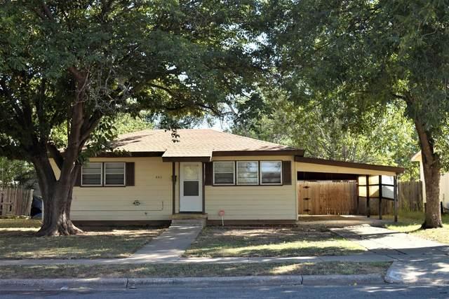 4411 42nd Street, Lubbock, TX 79414 (MLS #202109810) :: Rafter Cross Realty