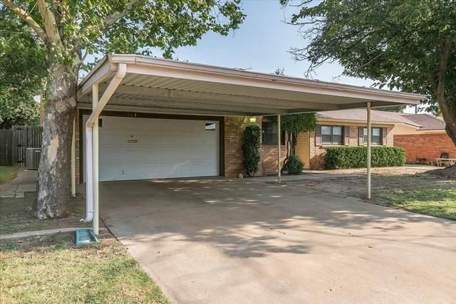 2004 70th, Lubbock, TX 79412 (MLS #202109589) :: Rafter Cross Realty