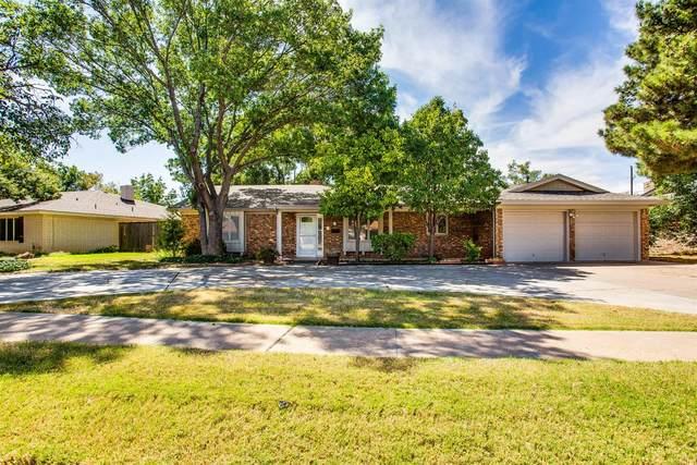 7708 Lynnhaven Avenue, Lubbock, TX 79423 (MLS #202109815) :: Rafter Cross Realty