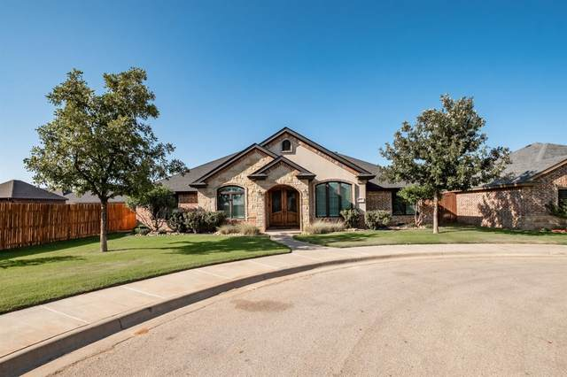 4016 126th Street, Lubbock, TX 79423 (MLS #202109752) :: Rafter Cross Realty