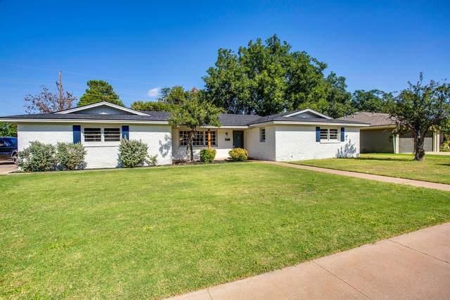 3824 63rd Drive, Lubbock, TX 79413 (MLS #202109818) :: Rafter Cross Realty
