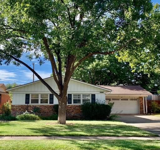 4205 53rd Street, Lubbock, TX 79413 (MLS #202109809) :: Rafter Cross Realty
