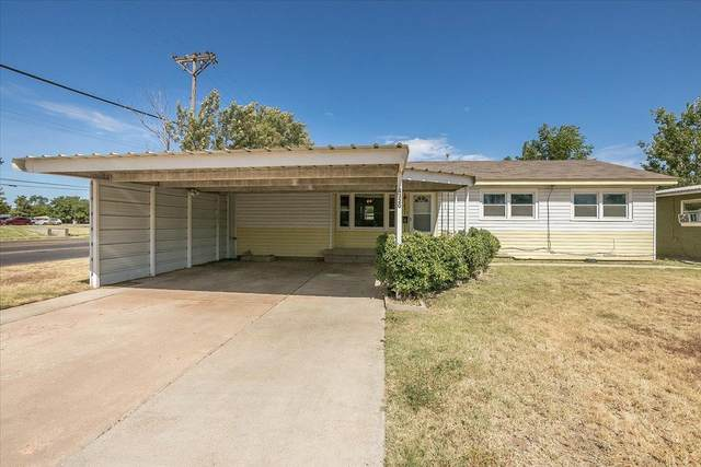 4320 30th Street, Lubbock, TX 79410 (MLS #202109840) :: Lyons Realty