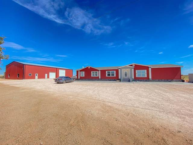 721-A County Road 106, Seminole, TX 79360 (MLS #202109846) :: Better Homes and Gardens Real Estate Blu Realty