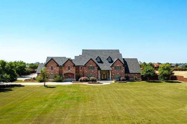15806 Farm Road 1730, Lubbock, TX 79424 (MLS #202109804) :: Rafter Cross Realty