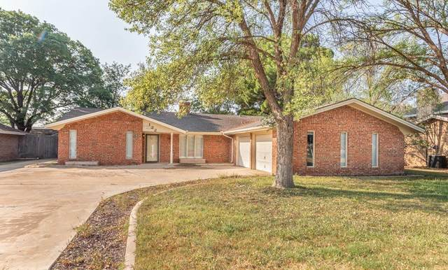 122 Parkwood Lane, Levelland, TX 79336 (MLS #202109933) :: Stacey Rogers Real Estate Group at Keller Williams Realty