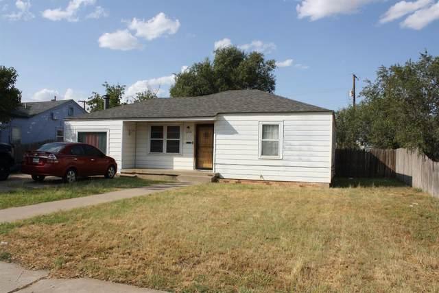 1516 36th Street, Lubbock, TX 79412 (MLS #202109948) :: The Lindsey Bartley Team