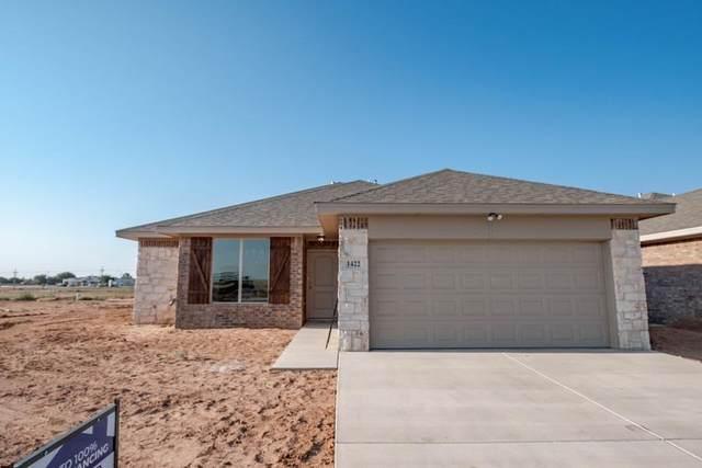 7004 10th Street, Lubbock, TX 79416 (MLS #202109973) :: McDougal Realtors