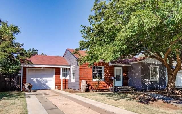 2416 32nd Street, Lubbock, TX 79411 (MLS #202110014) :: Lyons Realty