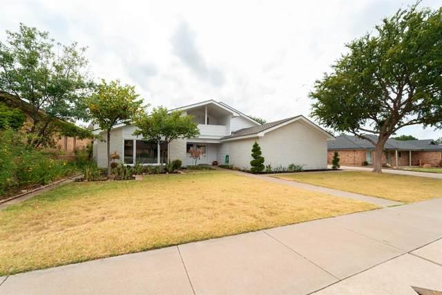 9406 Lynnhaven Drive, Lubbock, TX 79423 (MLS #202110038) :: Scott Toman Team