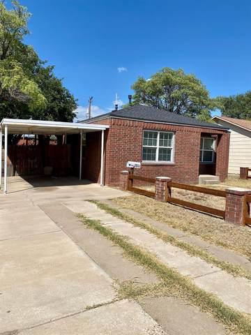 2810 35th Street, Lubbock, TX 79413 (MLS #202109996) :: Scott Toman Team