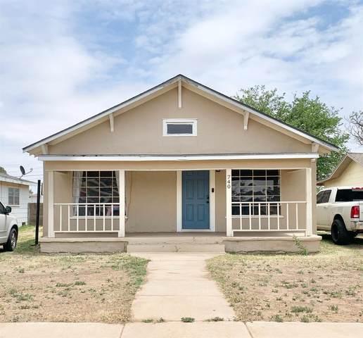 740 S 12th Street, Slaton, TX 79364 (MLS #202110081) :: Lyons Realty