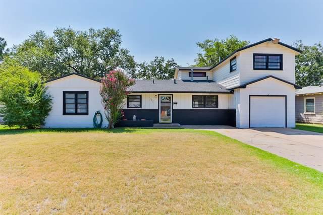 4211 41st Street, Lubbock, TX 79413 (MLS #202110118) :: Scott Toman Team