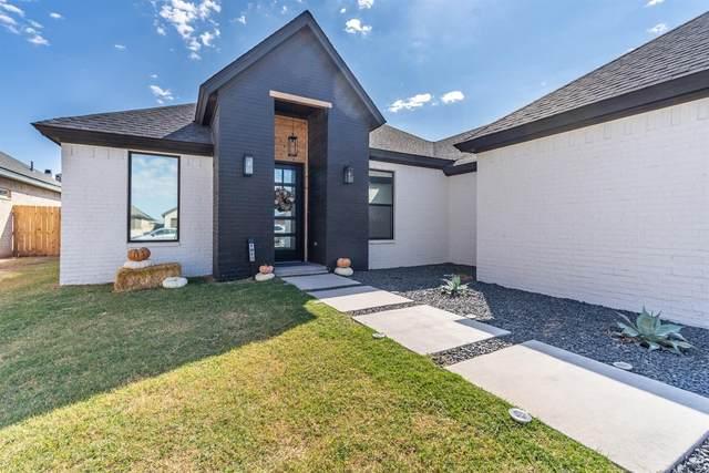 1012 N Genoa Avenue, Lubbock, TX 79416 (MLS #202109898) :: Stacey Rogers Real Estate Group at Keller Williams Realty