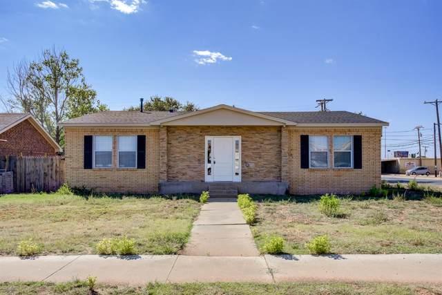 5713 45th Street, Lubbock, TX 79414 (MLS #202110114) :: Duncan Realty Group