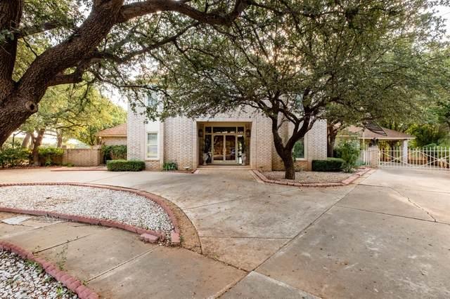 9313 Salisbury Avenue, Lubbock, TX 79424 (MLS #202109824) :: Reside in Lubbock | Keller Williams Realty
