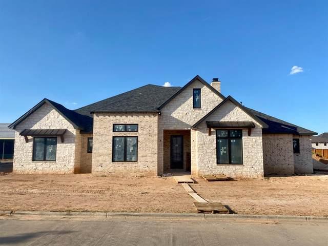 5018 118th Street, Lubbock, TX 79424 (MLS #202110111) :: Scott Toman Team
