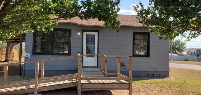 215 W 14th, Post, TX 79356 (MLS #202110190) :: Stacey Rogers Real Estate Group at Keller Williams Realty