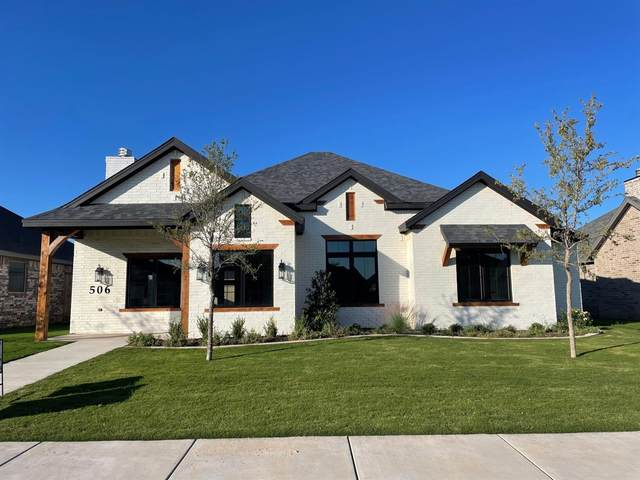 506 Buckingham Avenue, Wolfforth, TX 79382 (MLS #202109698) :: Lyons Realty