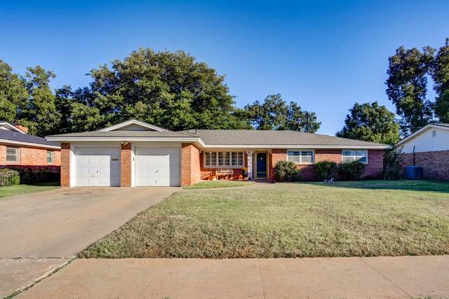 3006 68th Street, Lubbock, TX 79413 (MLS #202110168) :: Better Homes and Gardens Real Estate Blu Realty