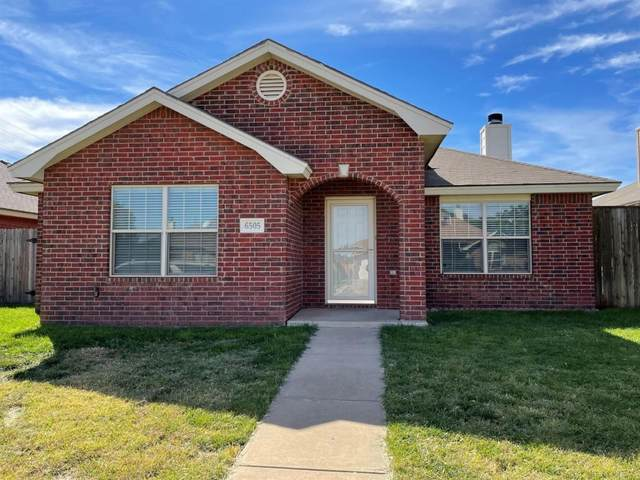 6505 8th Street, Lubbock, TX 79416 (MLS #202110239) :: The Lindsey Bartley Team