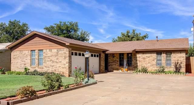 1540 W Lynn Street, Slaton, TX 79364 (MLS #202110131) :: Better Homes and Gardens Real Estate Blu Realty