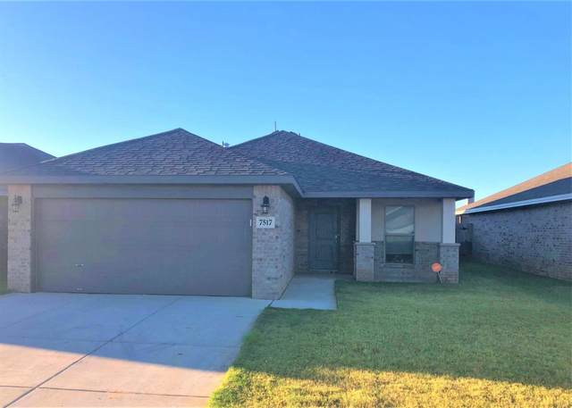 7517 103rd Street, Lubbock, TX 79424 (MLS #202110267) :: Better Homes and Gardens Real Estate Blu Realty