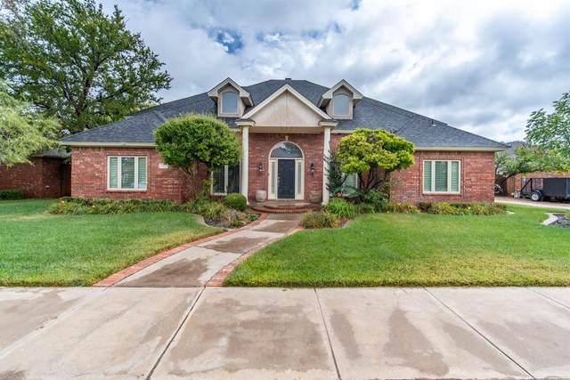 9805 Uxbridge Avenue, Lubbock, TX 79424 (MLS #202109819) :: Stacey Rogers Real Estate Group at Keller Williams Realty