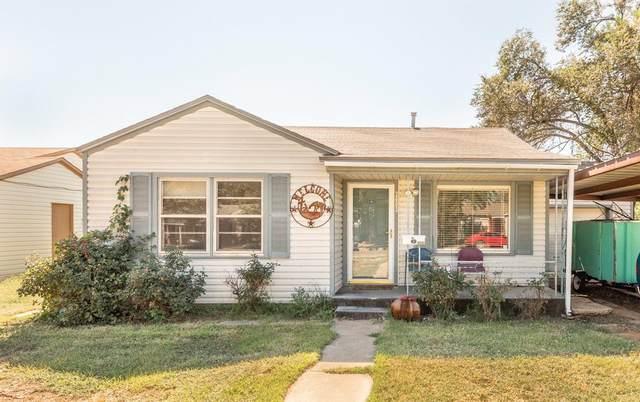 2603 39th Street, Lubbock, TX 79413 (MLS #202110164) :: Lyons Realty