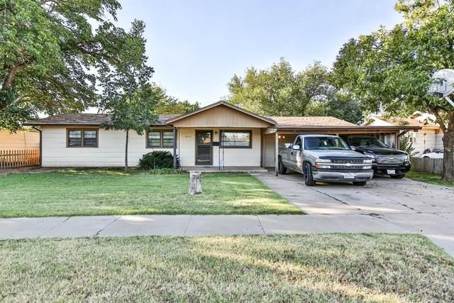 5511 45th Street, Lubbock, TX 79414 (MLS #202109788) :: Scott Toman Team