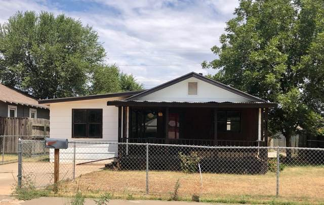 2114 35th Street, Lubbock, TX 79412 (MLS #202110335) :: Lyons Realty