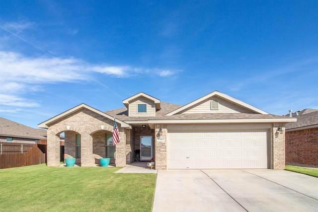 10407 Valencia Avenue, Lubbock, TX 79424 (MLS #202110332) :: Reside in Lubbock   Keller Williams Realty