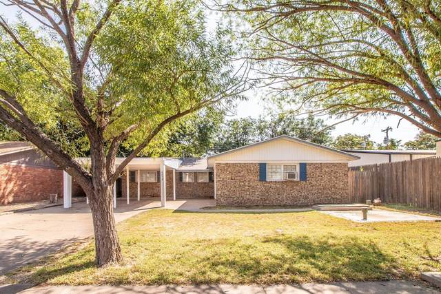 4219 51st Street, Lubbock, TX 79413 (MLS #202110355) :: The Lindsey Bartley Team